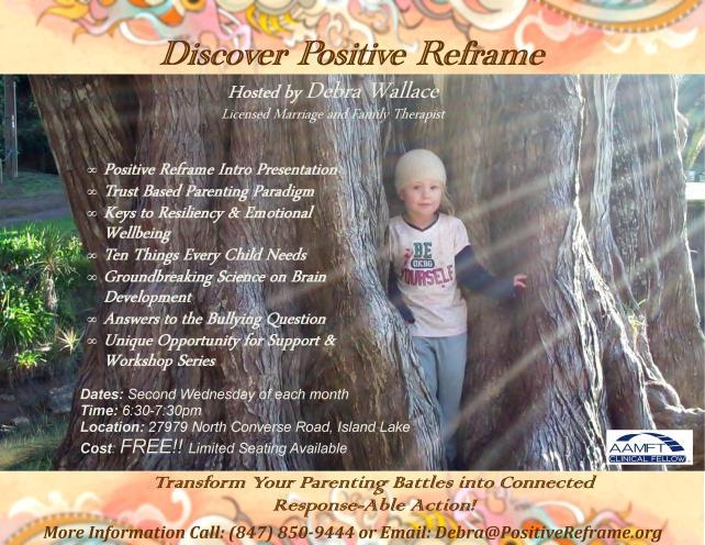 Positive Reframe Free Seminar
