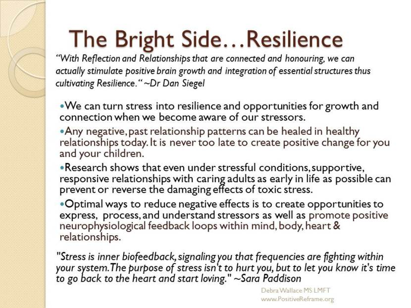 Promoting Resiliency and Connection Tips