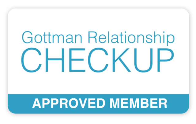 gottman relationship checkup badge