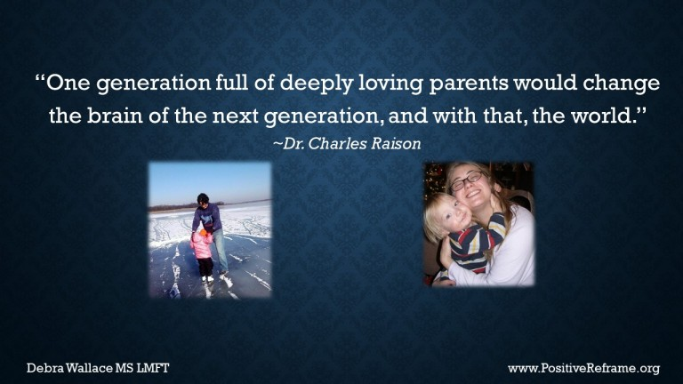 What energy are you emitting as a parent? - Positive Reframe…